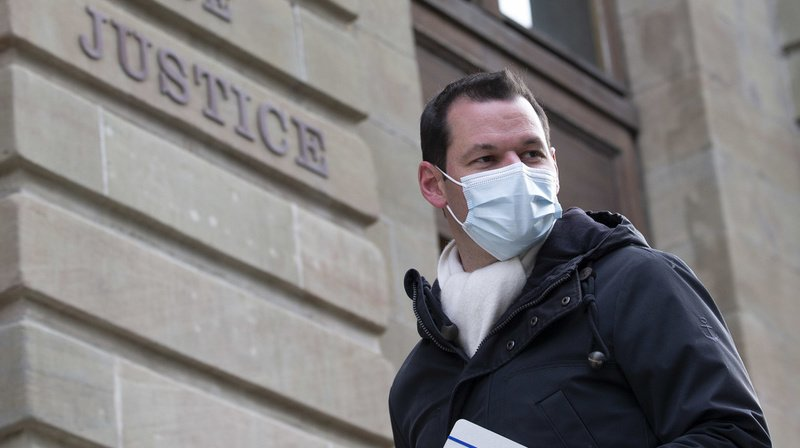 Affaire Maudet: Pierre Maudet reconnu coupable pour son voyage à Abu Dhabi