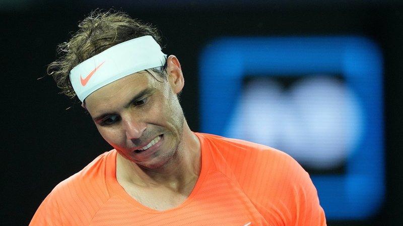 Pour le moment, l'horizon semble bouché pour Rafael Nadal.