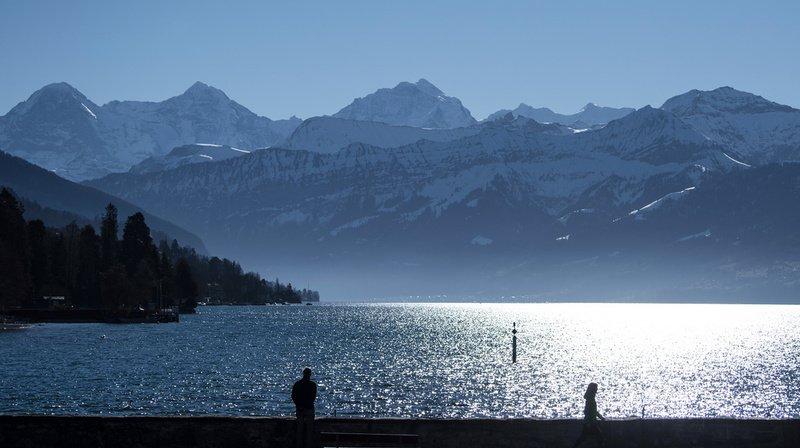 Météo: températures printanières en ce week-end de février, 20 degrés en Suisse orientale