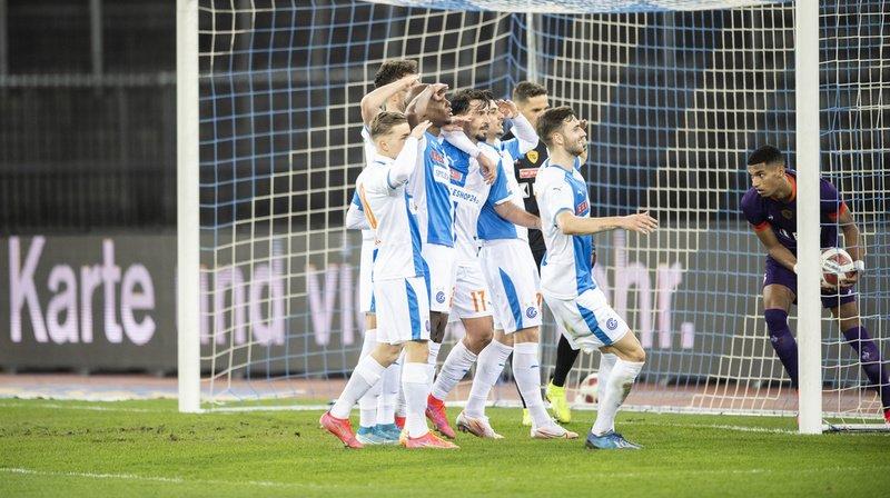 Football – Coupe de Suisse: Grasshopper bat Lausanne en 8es de finale