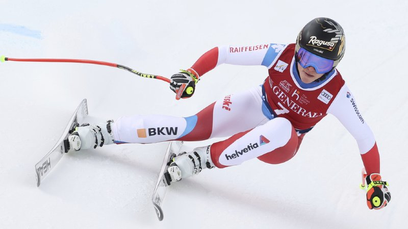 Ski alpin: Lara Gut-Behrami et Corinne Suter réalisent le doublé suisse à Val di Fassa