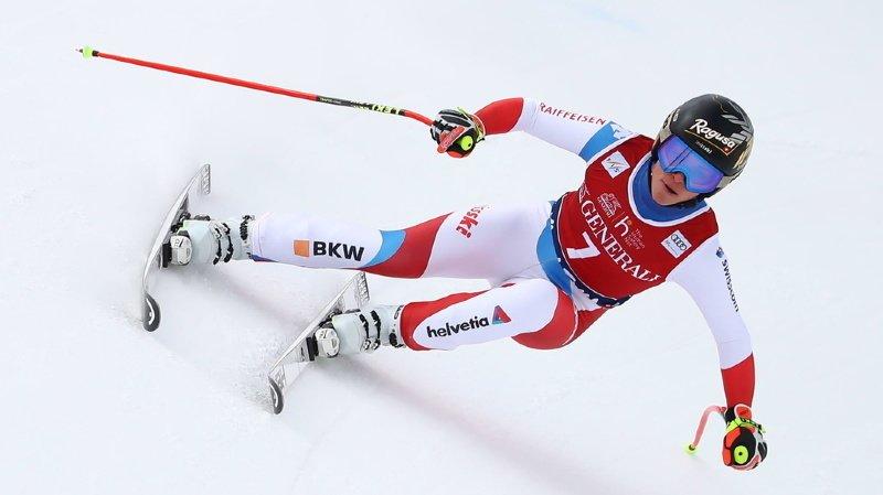 Ski alpin: Lara Gut-Behrami termine 2e à Val di Fassa et s'adjuge le Globe du super-G