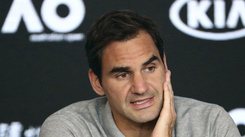 Tennis: Roger Federer ne participera pas au tournoi de Miami