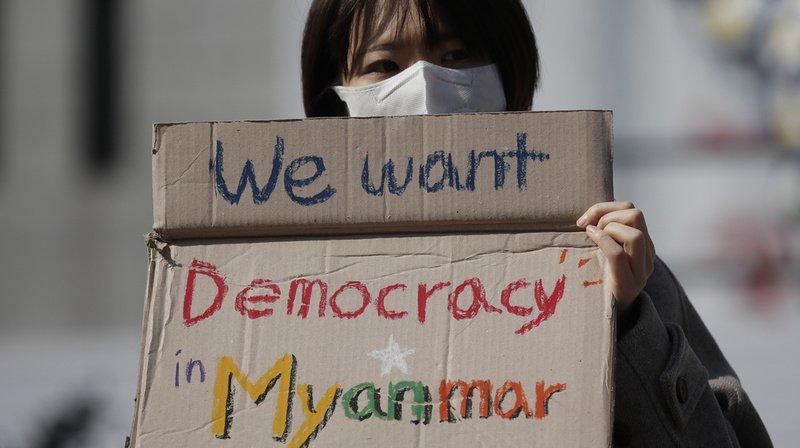 Birmanie: journée de répression «la plus sanglante», au moins 38 morts