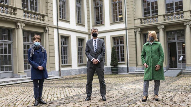 Coronavirus: la Suisse a rendu hommage à ses plus de 9300 victimes ce vendredi