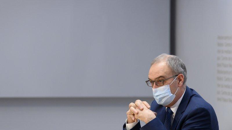 Coronavirus: «suivez l'exemple du Tessin et vaccinez!», insiste Guy Parmelin