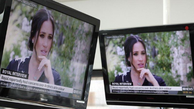 Grande-Bretagne: Meghan Markle a songé au suicide en vivant avec la famille royale