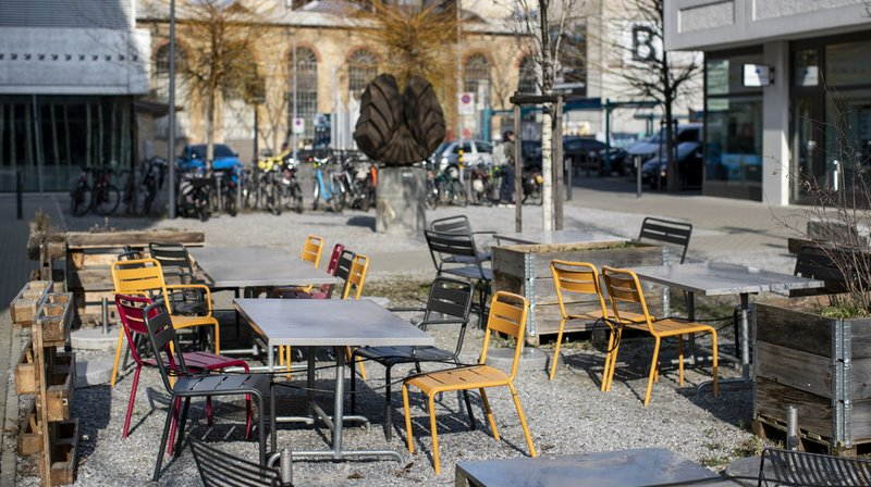 Coronavirus: plus de la moitié des Suisses veulent une réouverture des restaurants d'ici la fin mars
