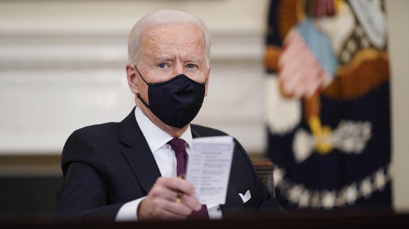 Etats-Unis: le plan de relance américain voté au Congrès, victoire pour Biden