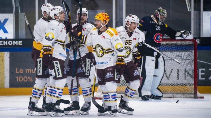Hockey – National League: Genève triomphe encore de Fribourg