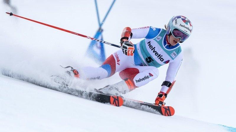Ski alpin- Géant de Lenzerheide: Mikaela Shiffrin mène la première manche, Michelle Gisin 5e