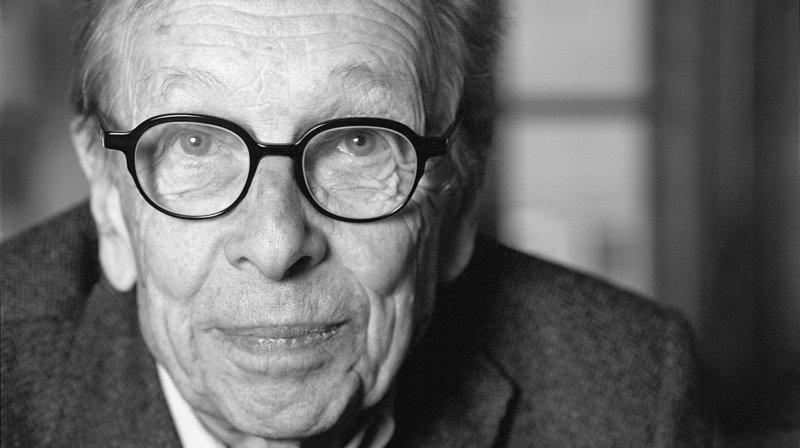 Le poète vaudois Philippe Jaccottet est décédé