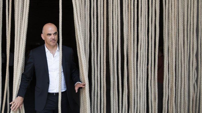 Prévoyance veillesse: le débat sur la retraite s'est durci, estime Alain Berset