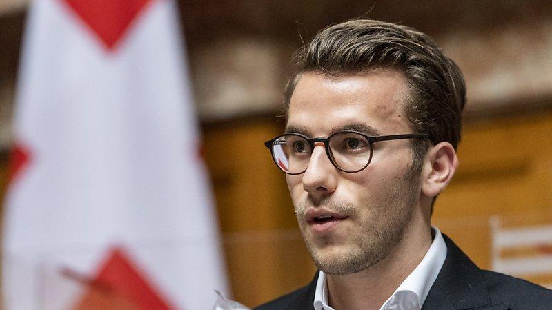 Le conseiller national PLR Andri Silberschmidt a réussi à convaincre le National de parvenir à un compromis.