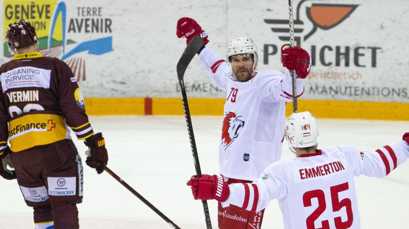 Hockey: Lausanne domine Genève, Fribourg s'incline face à Zoug