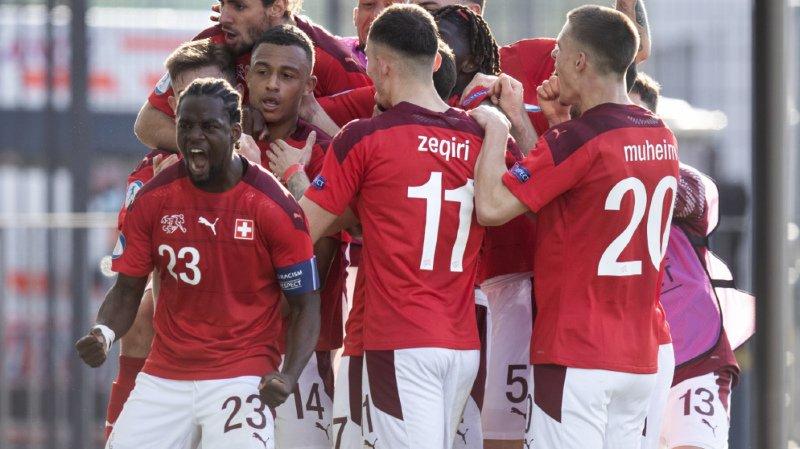 Football – Euro M21: une Suisse cohérente se paye l'Angleterre