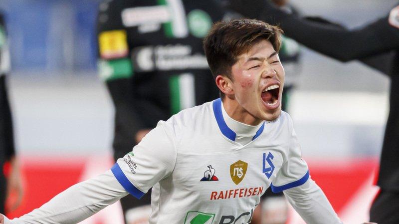 Football – Super League: Lausanne-Sport s'impose contre St-Gall, Bâle perd face à Lugano