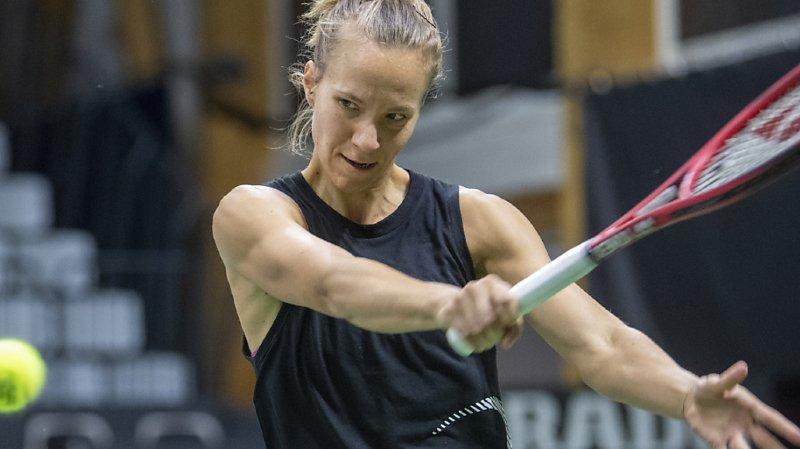 Tennis: Viktorija Golubic battue en finale du tournoi WTA de Lyon