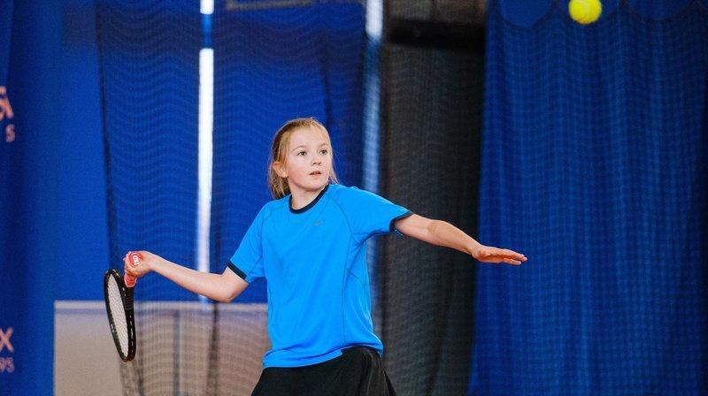 À Gland, les Championnats vaudois ont lancé la saison de tennis