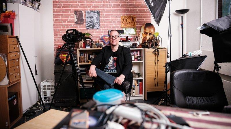 Découvrez le nouveau film du Nyonnais Marc Décosterd sur NRTV