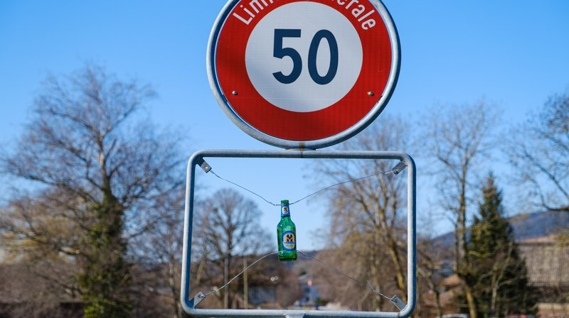 Bière: le panneau disparu était entre les mains des Zadistes