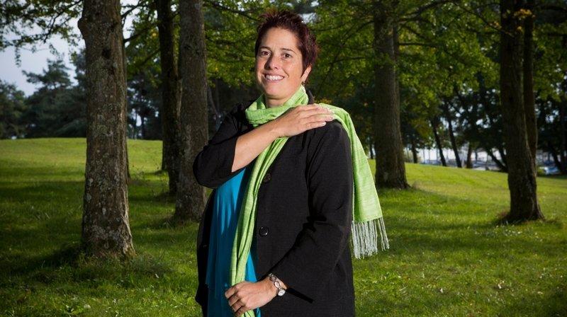 Isabelle Chevalley quitte la politique pour l'Afrique