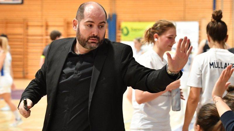 Nyon Basket Féminin: Fran Leon Sedano partira à la fin de la saison