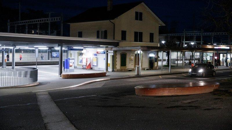 En 2020, le quartier de la gare a souvent été le théâtre d'incivilités.