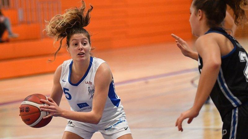 Le Nyon Basket Féminin ne passe pas loin de l'exploit en Coupe