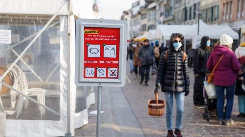 Ce taux d'immunité chez les Vaudois pourrait éviter une troisième vague.