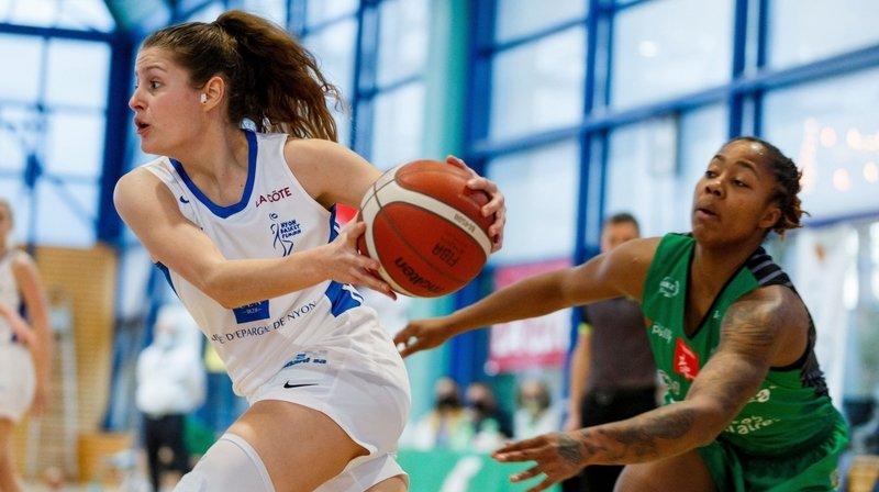 Le Nyon Basket Féminin a survolé le derby vaudois