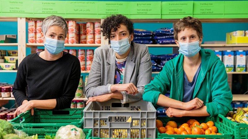 Nyon: l'épicerie solidaire, pourtant essentielle, a fermé ses portes