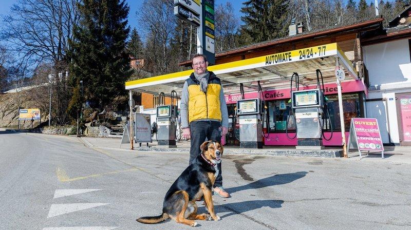 Saint-Cergue: l'unique station-service sur le point d'être sauvée