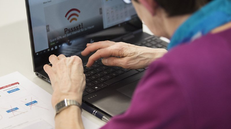 Lancement de la plateforme internet Info Seniors Vaud