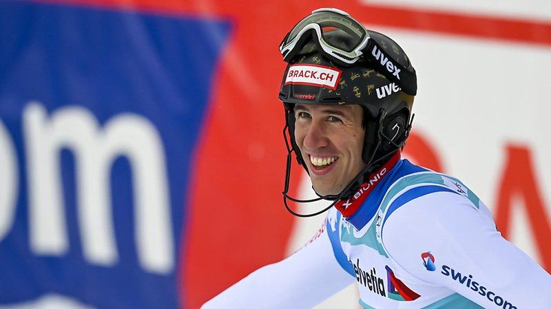 Ramon Zenhäusern se battra pour le podium à Lenzerheide.