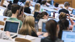 Logement, travail, ressources financières: les conditions de vie des étudiants en Suisse