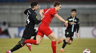 Football – Super League: Vaduz s'impose face à Saint-Gall
