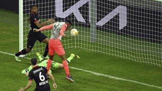 Football - Europa League: Young Boys bat Leverkusen et se hisse en 8e de finale