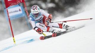 Ski alpin: Michelle Gisin 5e du géant de Lenzerheide remporté par Alice Robinson