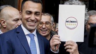 Italie: le Mouvement 5 étoiles au bord d'une crise fatale