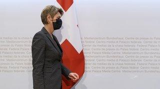 Votations: pourquoi la machine à gagner qu'est Karin Keller-Sutter s'est-elle enrayée?