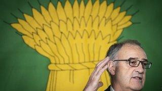 La grande réforme de la politique agricole de la Confédération est gelée