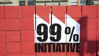 Taxer les Suisses les plus riches? Les Etats rejettent à leur tour l'initiative «99%»