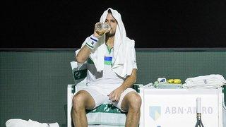 Tennis: Stan Wawrinka opéré au pied gauche