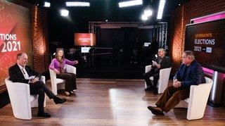 Prangins: les quatre candidats à l'exécutif ont confronté leurs idées