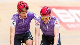 Robin Froidevaux a bien lancé son sprint vers Tokyo