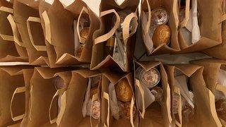 Une association glandoise distribue des repas gratuits aux plus démunis
