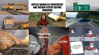 Les «mèmes», ces images qui piquent avec humour nos communes