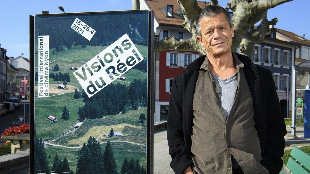 L'écrivain, scénariste et réalisateur français Emmanuel Carrère est l'invité d'honneur de Visions du réel.