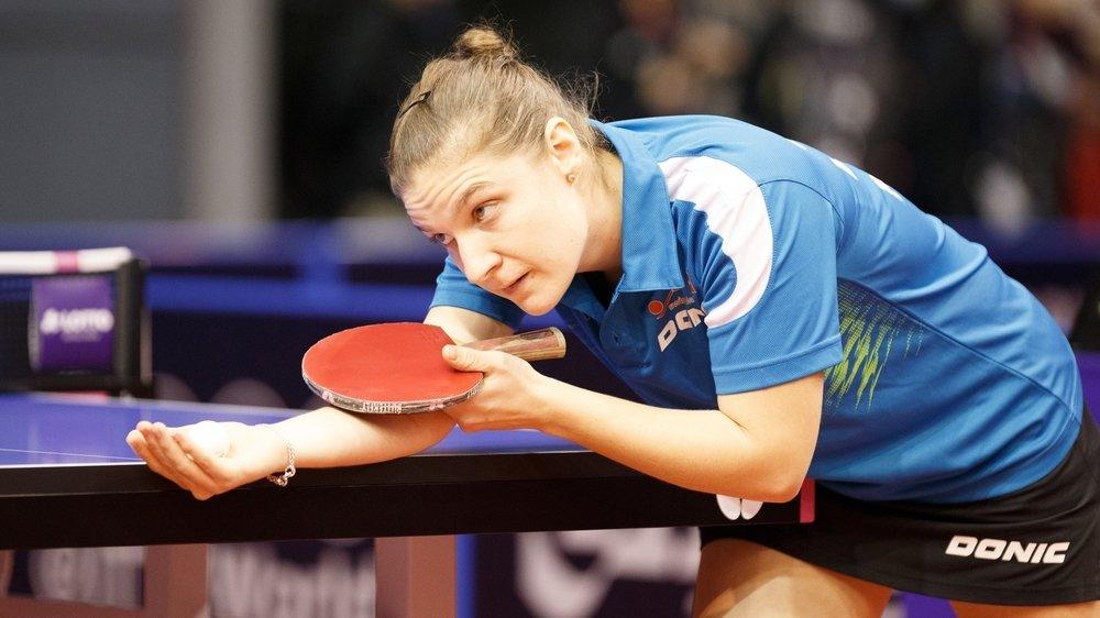 Malgré des résultats en demi-teinte à Guimarães, Rachel Moret ne perd pas espoir, bien au contraire.